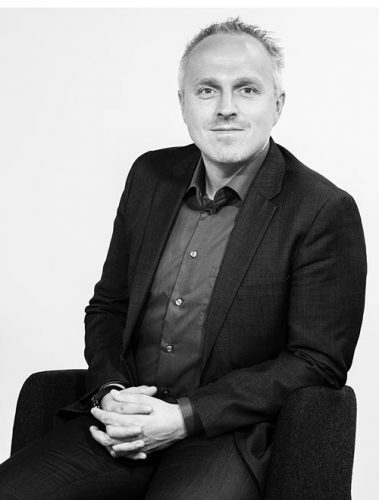 Anders Frederik Gjesing - Head of Relations & Communications